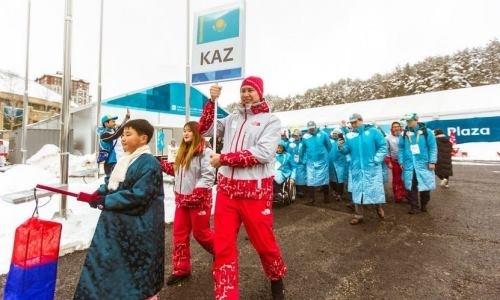 Казахстанские паралимпийцы вернутся на родину в понедельник