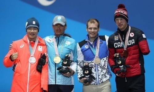 Казахстан занял 20-е место в медальном зачете Паралимпиады-2018