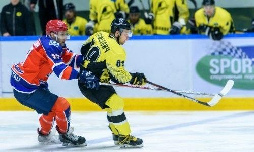 «Темиртау» обыграл «Арлан» в матче полуфинала плей-офф чемпионата РК