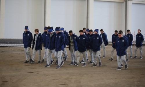 Сборная Казахстана пофутболу обыграла команду Венгрии