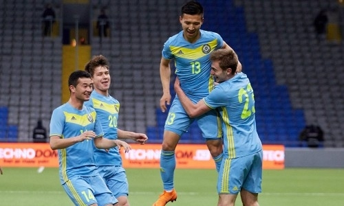 Казахстан U-21 — Люксембург U-21 3:0. Победы к нам приходят