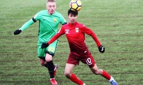 Сейдахмет назвал различия между чемпионатами Казахстана и России