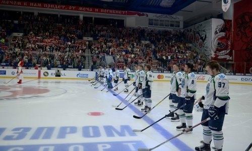 ХК «Югра» исключен изКонтинентальной хоккейной лиги