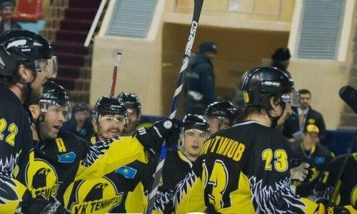 «Темиртау» победил «Арлан» и сравнял счёт в серии полуфинала плей-офф чемпионата РК
