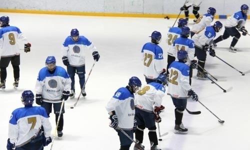 Юниорская сборная Казахстана с разгрома Норвегии стартовала на чемпионате мира-2018