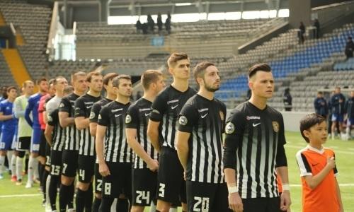 Объявлено место проведения матча Премьер-Лиги «Шахтер» — «Кызыл-Жар СК»