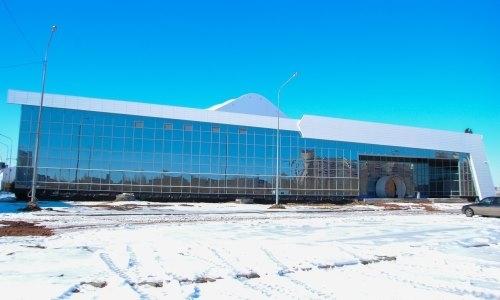 В Караганде открылся новый раскаточный каток