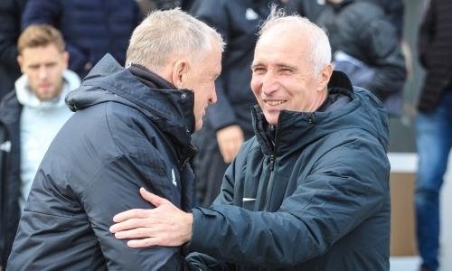 «Атырау» остался без главного тренера