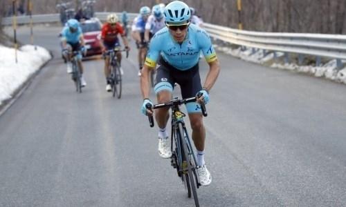 Лопес — победитель второго этапа «Тура Альп»