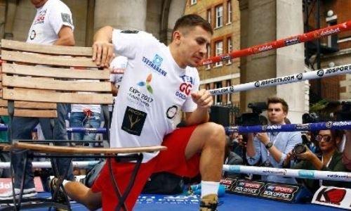 IBF хочет отнять боксёра Головкина пояса вслучае поединка сМартиросяном