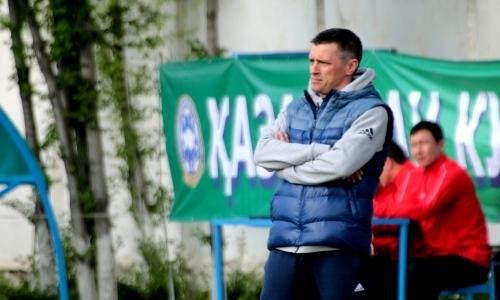 «Невтерпеж». Казахстанский футболист засуетился довыхода наполе