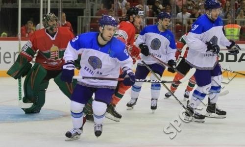 Сборная Казахстана стартовала с разгромной победы хозяев на чемпионате мира-2018