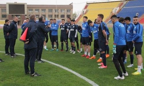 KFF отказала казахстанскому футбольному клубу «Ордабасы» вучастии вЛиге Европы