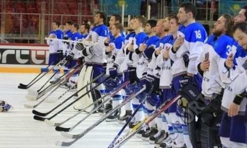 Сборная Казахстана впервые за десять лет осталась в первом дивизионе на два года