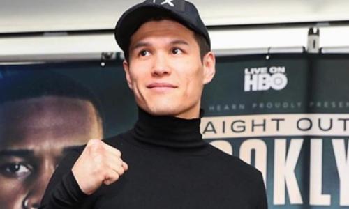 Елеусинов после дебютного нокаута в профи получил место в мировом рейтинге