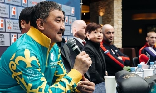 Нурлан Акурпеков: «Мы должны быть как минимум в финале WSB»