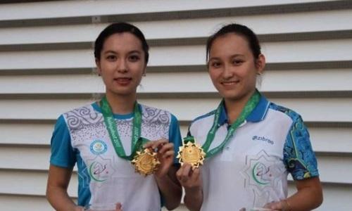 Садуакасова и Абдумалик сравнялись в мировом рейтинге FIDE