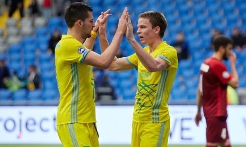 «Астана» переиграла «Атырау» и оторвалась в турнирной таблице КПЛ-2018
