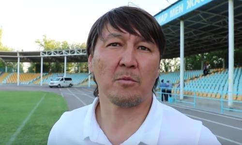 Данияр Муканов: «Сыграл класс игроков»