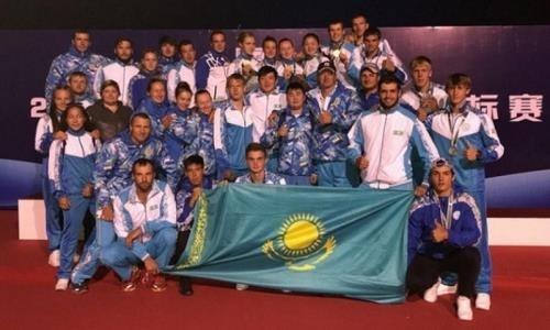 Серебряные и бронзовые медали на Кубка мира завоевали казахстанские каноисты