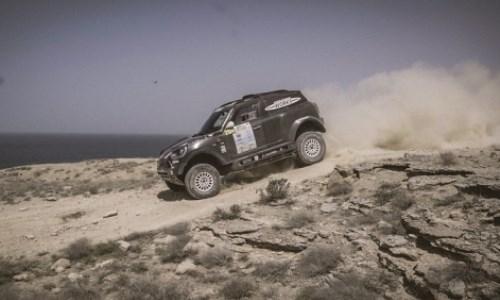 По итогам первого дня соревнований «Ралли Казахстан» в Актау лидирует гонщик из Саудовской Аравии