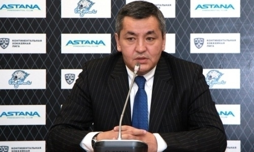 Шопобаев покинул пост президента «Барыса»