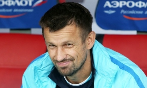 «Зенит» официально объявил о назначении пригласившего Сейдахмета в «Уфу» Семака на пост главного тренера