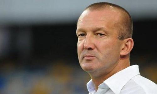 «Астана» официально представила нового главного тренера