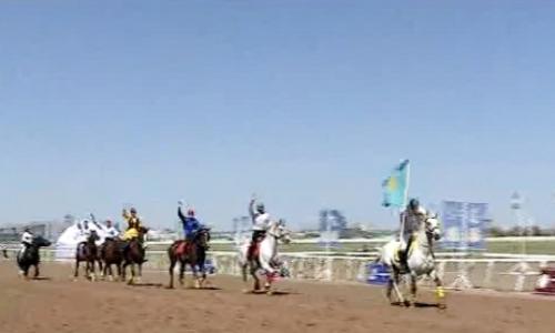 Чемпионат Азии по национальным видам конного спорта стартовал в Астане