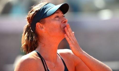 Касаткина грохнула Возняцки ивышла вчетвертьфинал «Ролан Гаррос»
