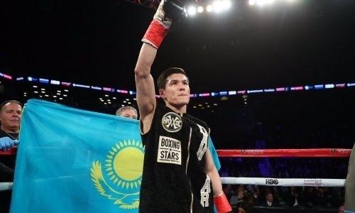 УДанияра Елеусинова сменился соперник повторому бою напрофи-ринге