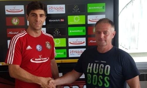Шиндер после ухода из«Тобола» сразу нашел клуб вВенгрии