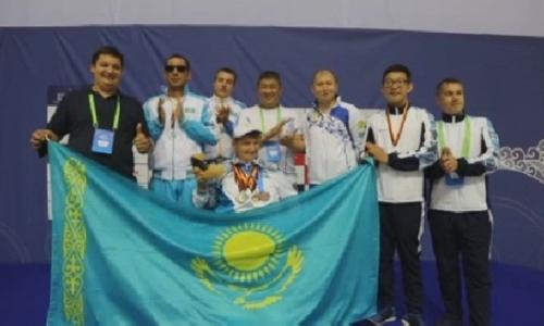 Казахстанские пловцы завоевали 37 медалей на Кубке мира в Германии