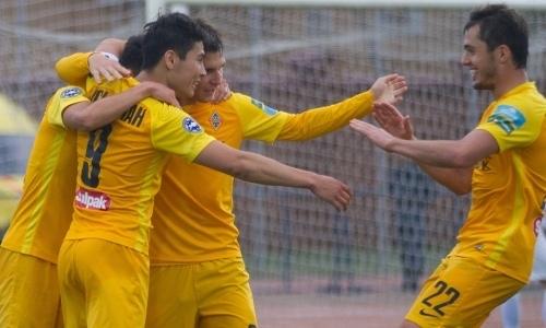 «Кайрат» без легионеров проигрывает «Иртышу», но выходит в финал Кубка Казахстана