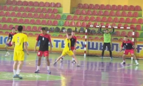 Юношеская сборная РК по гандболу победила в первом этапе квалификации к чемпионату мира