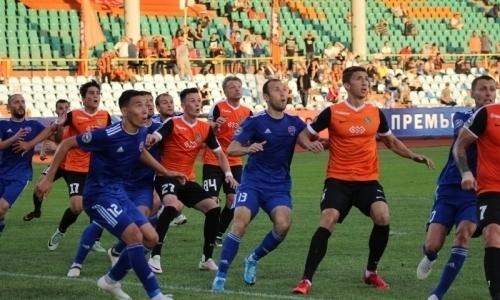 Отчет о матче Премьер-Лиги «Шахтёр» — «Акжайык» 1:2