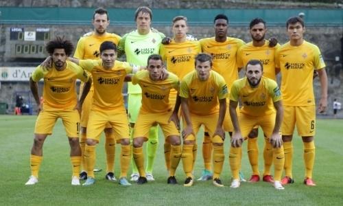 Казахстанская федерация футбола поздравила «Кайрат» сяркой победой вАндорре