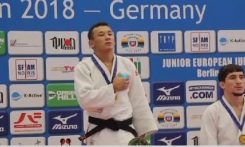 Казахстанские дзюдоисты выиграли пять наград на Кубке Европы в Берлине