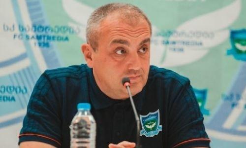 Гиа Цецадзе: «Унас проблемы, ноглавное— неробеть»