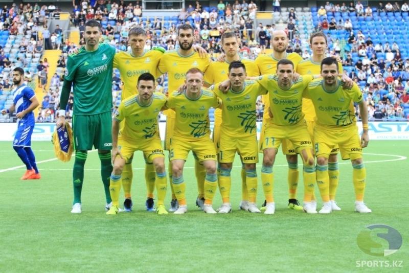 Григорчук з Астаною здобув перемогу у першому матчі Ліги чемпіонів - изображение 3