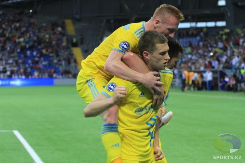 Григорчук з Астаною здобув перемогу у першому матчі Ліги чемпіонів - изображение 2