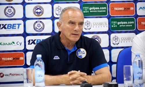Никола Ракоевич: «Сэтим результатом унас остаются шансы вответной игре»