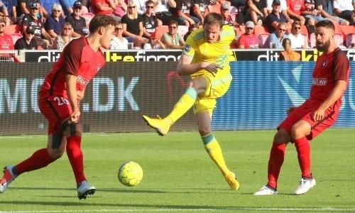 «Новый свет» в футболе. Итальянец вживую убедился состоятельностью «Астаны» и «Кайрата»