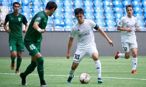 «Астана» выставила против «Актобе» второй состав
