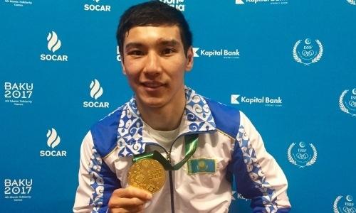 Казахстанский боксер перечислил главных соперников на Азиатских играх