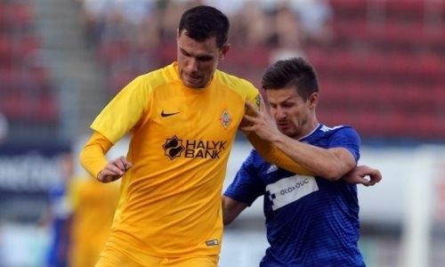 Казахстан после поражения «Кайрата» покинул ТОП-10 рейтинга сезона еврокубков