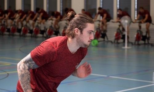 Переход Блэкера из «Куньлуня» в «Барыс» вошел в ТОП-5 трансферов недели КХЛ