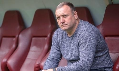 Василий Маруняк: «Футбол — это битва, кто выиграет битву, тот выиграет матч»