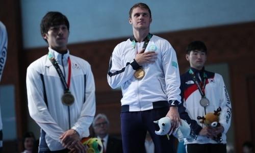Итоги выступлений казахстанских спортсменов в первый медальный день Азиады-2018