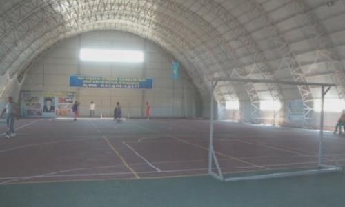Казахстанский бизнесмен подарил родному аулу спорткомплекс стоимостью 116 миллионов